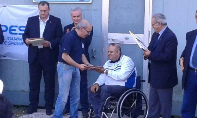 Disputato il 1° Gran Premio di Tiro a Segno Paralimpico.